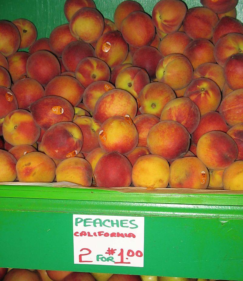 California Peaches (1) Philadelphia Style Credit Barbara Steinberg