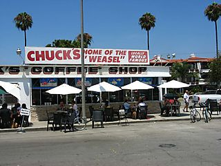 Chuck's Coffee Shop