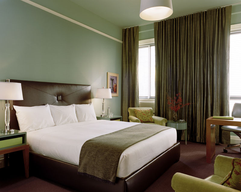 Galleria Park Hotel Guest Room Courtesy of GPH