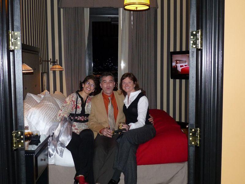 Sacramento Citizen Hotel Opening fun on 12th Floor Credit Barbara Steinberg 2009