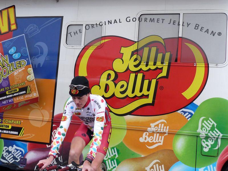 Sacramento Tour of California Jelly Belly Credit Barbara Steinberg 2009