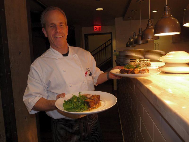 Sacramento Citizen Hotel Ex Chef Michael Touhy Credit Barbara Steinberg 2009