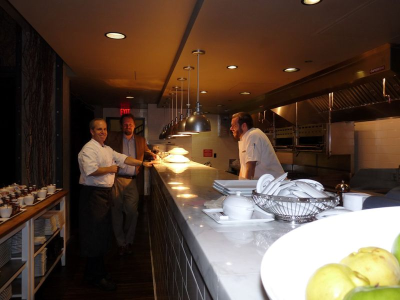 Sacramento Citizen Hotel From Chef to Chef Touhy and Mulvaney Credit Barbara Steinberg 2009