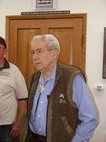 Carrol Thomas at 96 credit Barbara Steinberg 2006