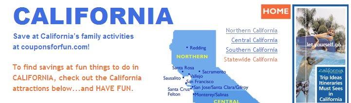 California Coupon