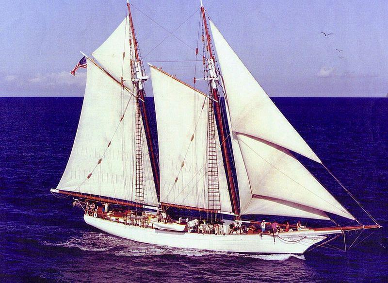 Bill of Rights Sailing Schooner 007