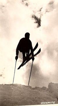 Yosemite ski