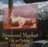 Mosswood Sign