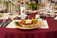 Artessa food and wine pairing Credit Barbara L Steinberg 2011