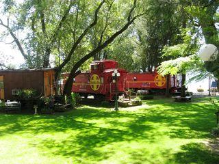 Featherbed Railroad Bed & Breakfast Resort Lake County OWAC 2011 Credit Barbara L Steinberg (4a)