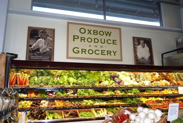 Oxbow Public Market Credit Barbara L. Steinberg