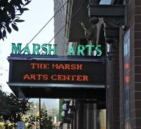 Marsh Arts Center Courtesy of The Marsh