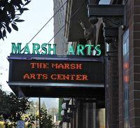 Marsh Arts Center Courtesy of The Marsh