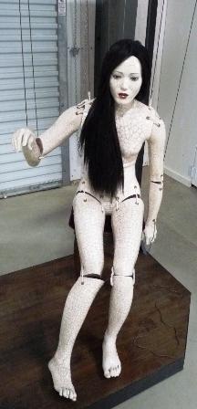 The Puppet By Hijiri Yahagi South San Francisco 2