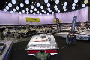 Boat Pavillion at The Fred Hall Shows Long Beach