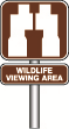 WW Road Sign Brown