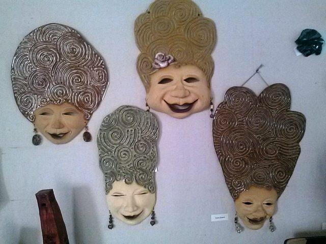Women Mask 1001 Del Pas0
