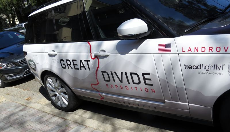 Land Rover Experience Quail Lodge Carmel 2014 (5)