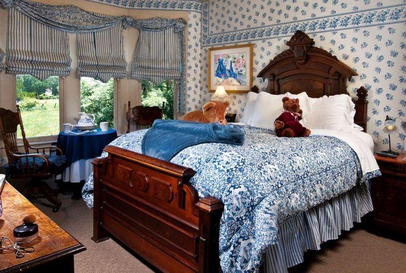 Groveland Hotel Lyle's Room