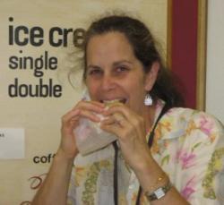 Goodie Tuchew Ice Cream Sandwich Credit Barbara Steinberg 2009