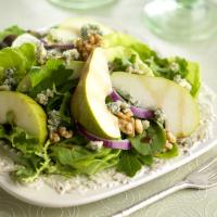 CA Pear Bistro Salad Credit California Pear Advisory Board