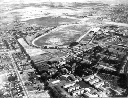 Fairgrounds circa 1927 Courtesy of Sacramento Metropolitan Chamber of Commerce Collection