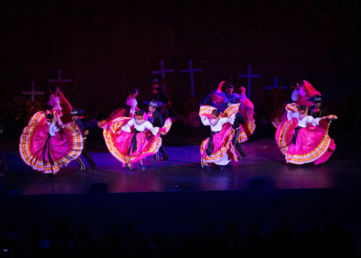 Ballet Folklórico de Sacramento  Credit BPCarey Photography