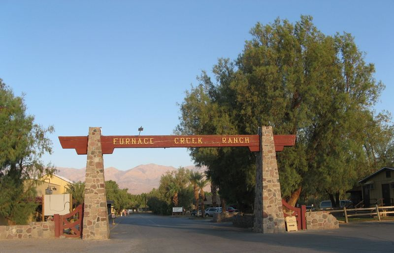 Furnace Creek Guest Ranch Credit Are You That Woman