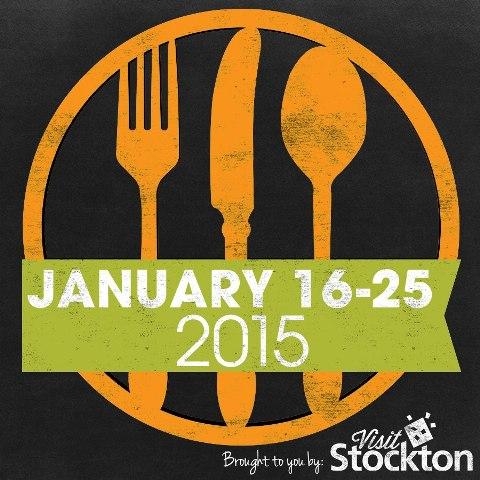 Stockton Restaurant week Courtesy of Visit Stockton