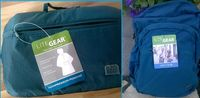 LiteGear Poncho and City tote Credit Barbara L Steinberg @ Are You That Woman 2015