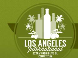 LA Logo Olive Oil