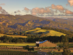 Capay Valley and California Blue Ridge Mountains Courtesy of Yocha Dehe Wintun Nation