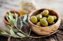 Olives Courtesy of Visit Yolo