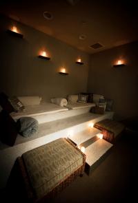 Spa LaLe Meditation Room  Courtesy of Spa LaLe