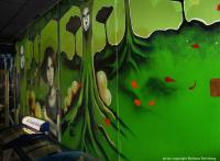 Marekt mural