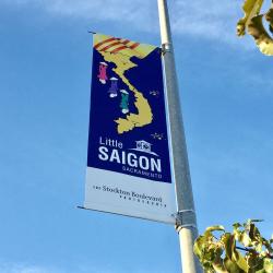 Little Saigon Banner