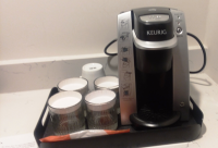 Keurig Coffee Maker Credit Are You That Woman