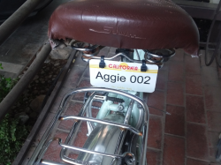 Aggie Inn complimentary bike Credit Are You That Woman