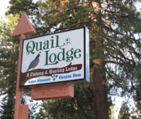 Quail Lodge Lake Almanor Canyon Damn Credit Are You That Woman