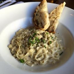 Savory Cafe Housemade Fettucini