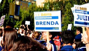 Orientation Courtesy of UC Davis