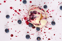 Blueberry Cheesecake Ice Cream Ginger Elizabeth