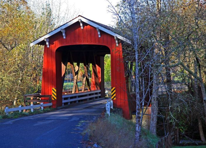 Brookwood Bridge Courtesy of Mad River Union