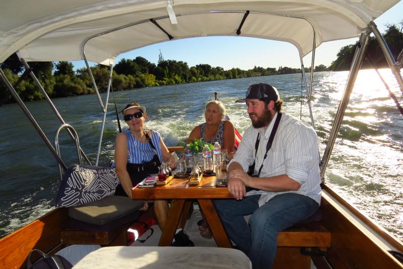 Sacramento River Cruise Clarksburg 2018 Credit Barbara L Steinberg13