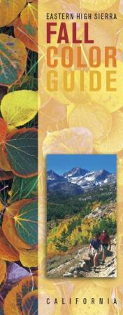 Eastern Sierra Fall Color Guide