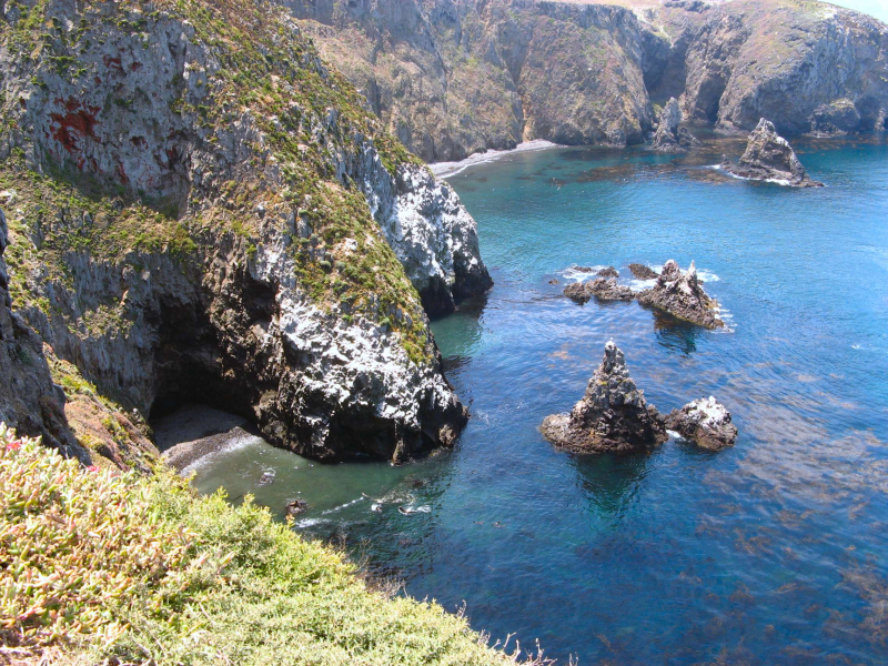 Anacapa Island Channel Islands NP Credit Are You That Woman