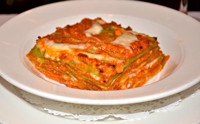 Lasagne Verde Credit Vincent Caggiano Biba Restaurant