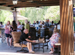 Munger Family Vineyard Tasting Weekend Credit Are You  That Woman