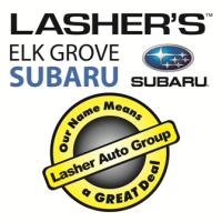 Elk Grove Subaru Logo Square sized
