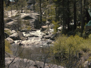 Yuba River near Rainbow  Lodge Credit www.AreYouThatWoman.comb